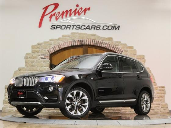 2016 BMW X3 xDrive35i:22 car images available