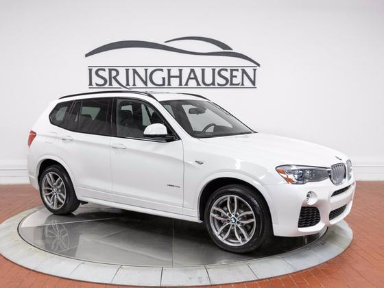 2017 BMW X3 xDrive35i:22 car images available