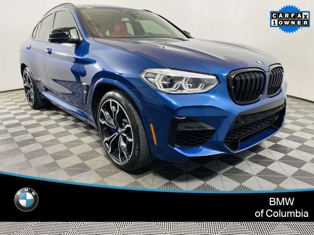 2020 BMW X4 M Competition:24 car images available