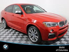2018 BMW X4 M40i:17 car images available