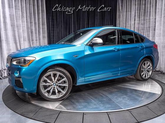 2018 BMW X4 M40i:24 car images available