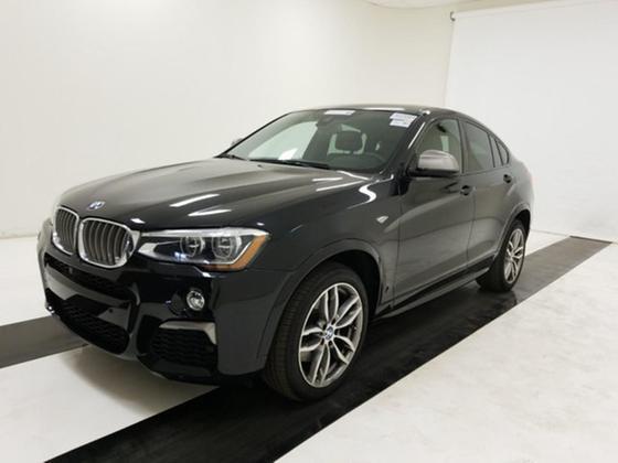 2017 BMW X4 M40i : Car has generic photo