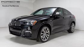 2017 BMW X4 M40i:22 car images available