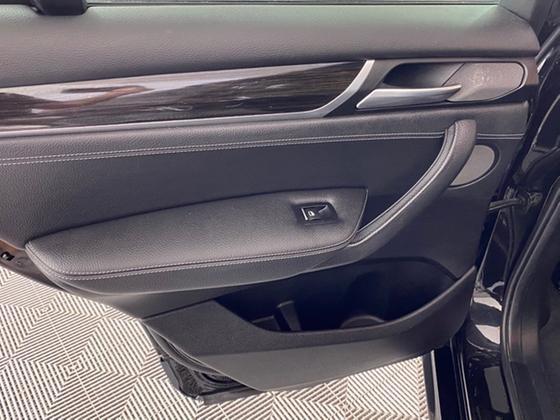 2017 BMW X4 M40i
