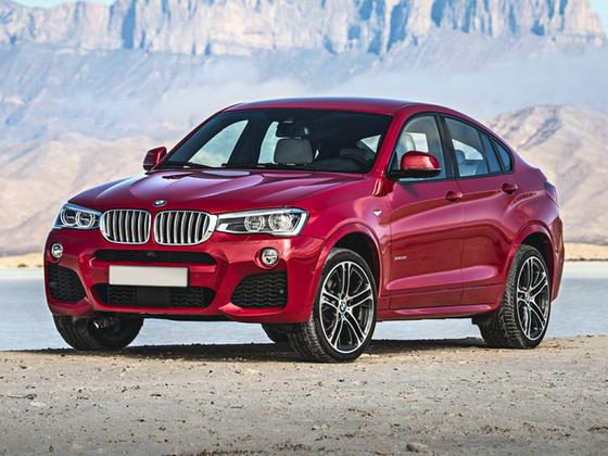 2016 BMW X4 xDrive28i : Car has generic photo