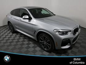 2019 BMW X4 xDrive30i:20 car images available
