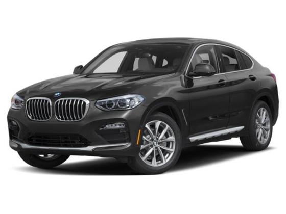 2020 BMW X4 xDrive30i : Car has generic photo