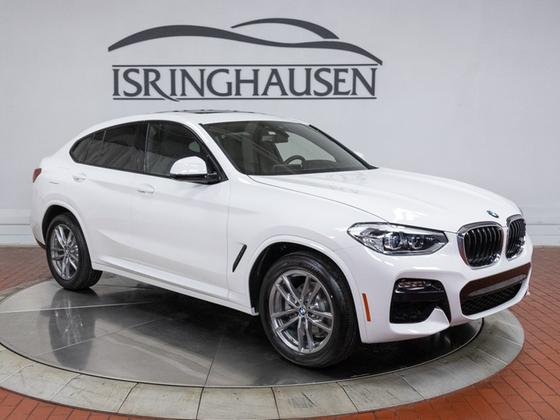 2020 BMW X4 xDrive30i:24 car images available