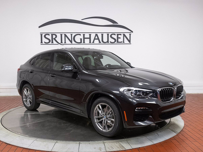 2021 BMW X4 xDrive30i:22 car images available