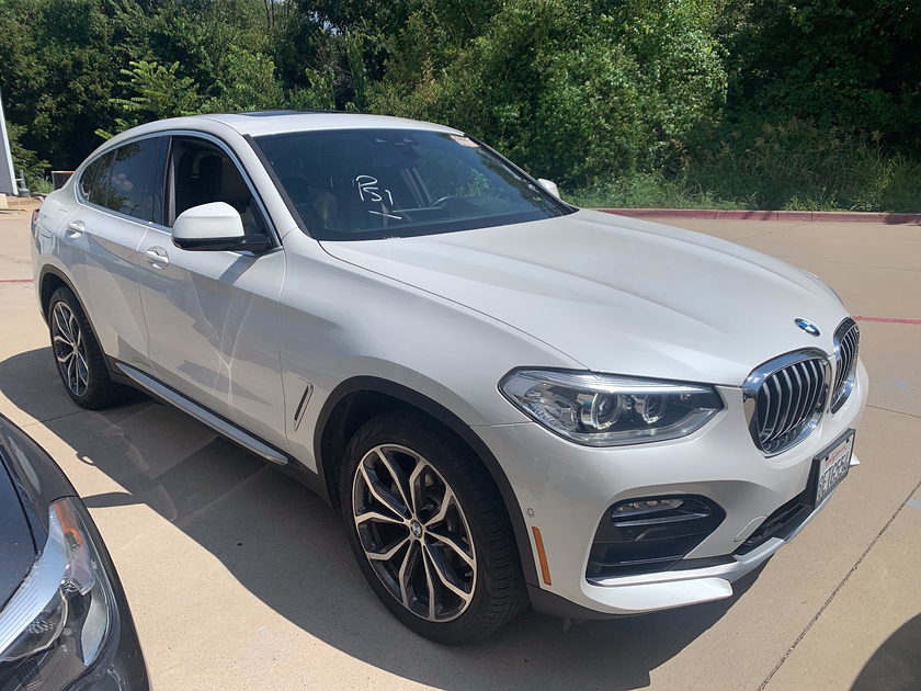 2019 BMW X4 xDrive30i:14 car images available