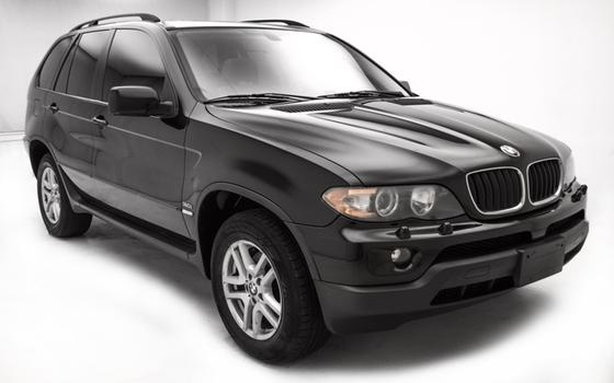 2005 BMW X5 3.0i:22 car images available