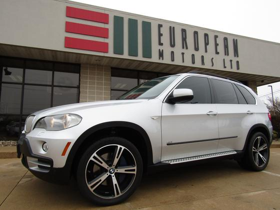 2008 BMW X5 4.8is:19 car images available