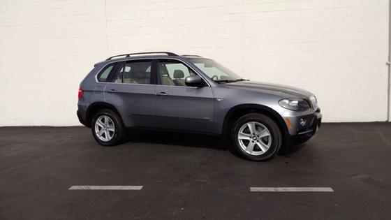 2007 BMW X5 4.8is:24 car images available