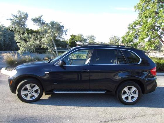 2008 BMW X5 4.8is:18 car images available