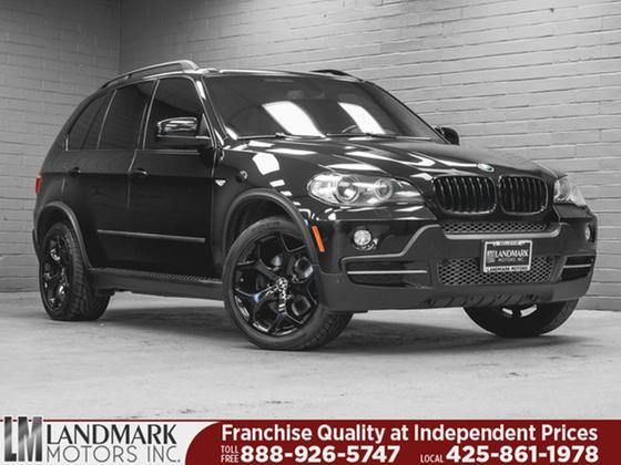 2008 BMW X5 4.8is:24 car images available