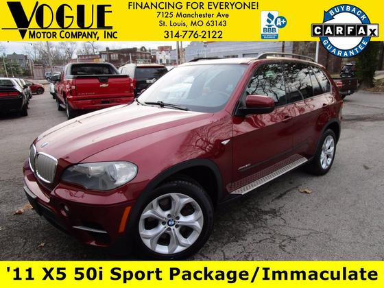 2011 BMW X5 50i:24 car images available