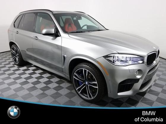 2017 BMW X5 M:20 car images available