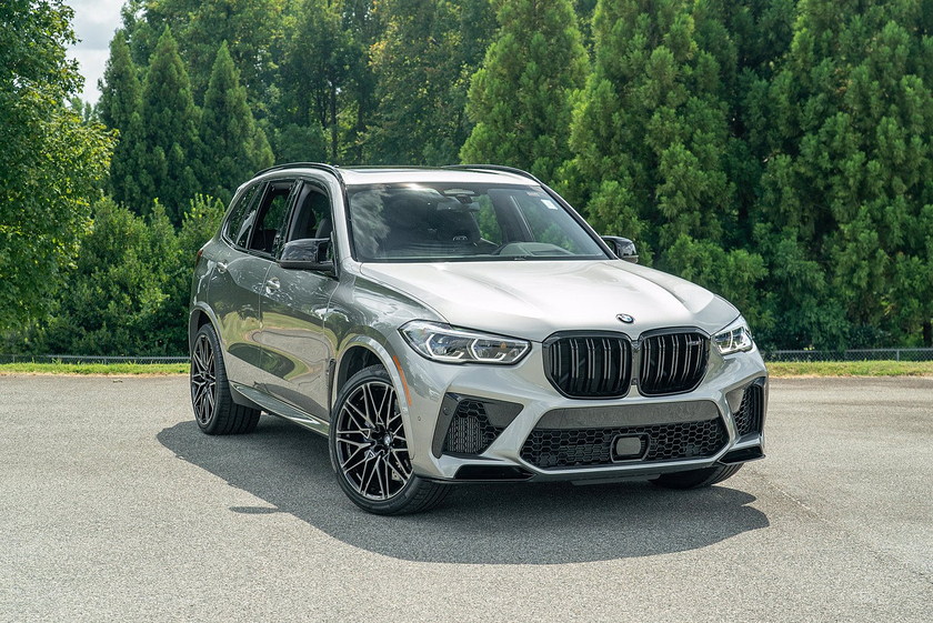 2021 BMW X5 M:24 car images available