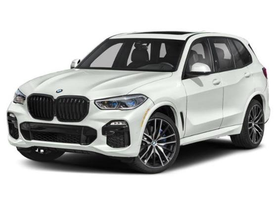 2020 BMW X5 M50i : Car has generic photo