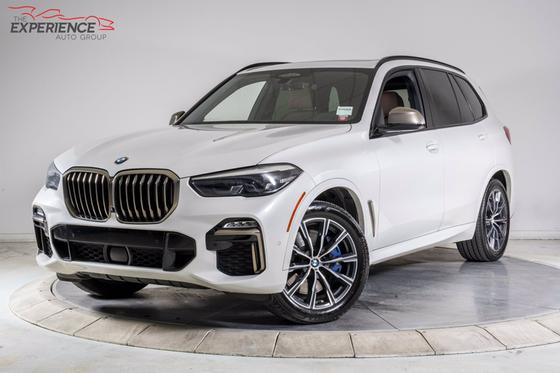 2020 BMW X5 M50i:24 car images available
