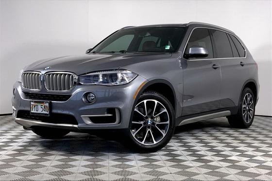 2018 BMW X5 sDrive35i:24 car images available