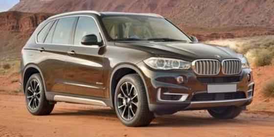2018 BMW X5 xDrive35d : Car has generic photo