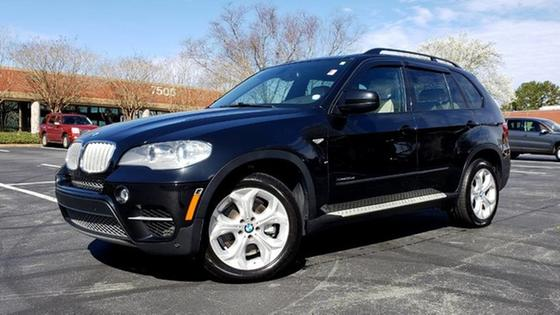 2012 BMW X5 xDrive35d:24 car images available