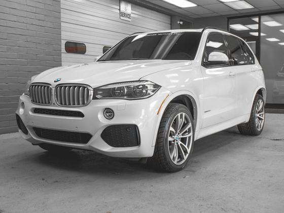2016 BMW X5 xDrive35d