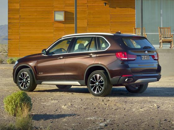 2015 BMW X5 xDrive35i : Car has generic photo