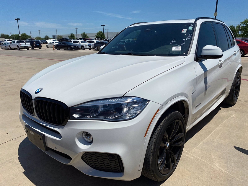 2017 BMW X5 xDrive35i:4 car images available
