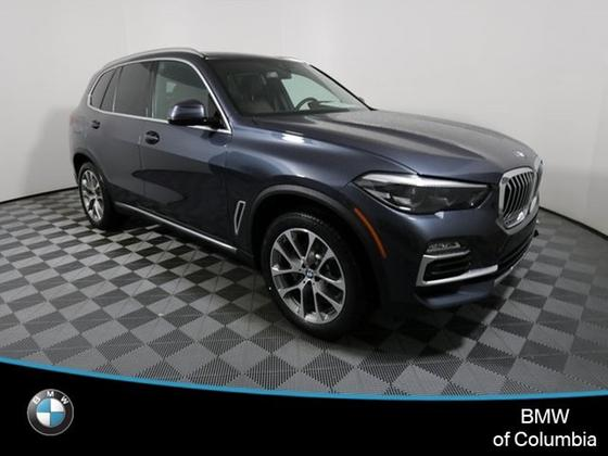 2019 BMW X5 xDrive40i:16 car images available
