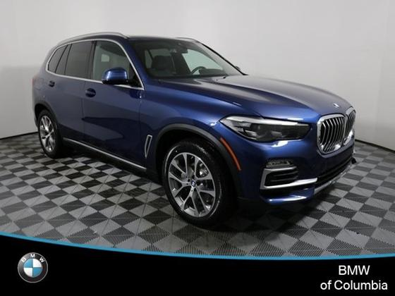 2019 BMW X5 xDrive40i:18 car images available