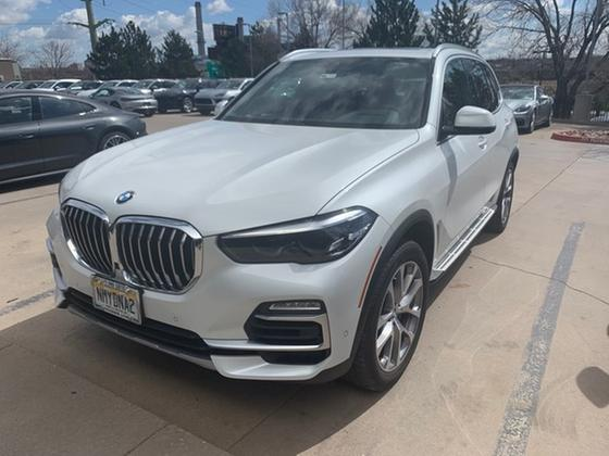 2019 BMW X5 xDrive40i:13 car images available