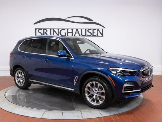 2020 BMW X5 xDrive40i:21 car images available