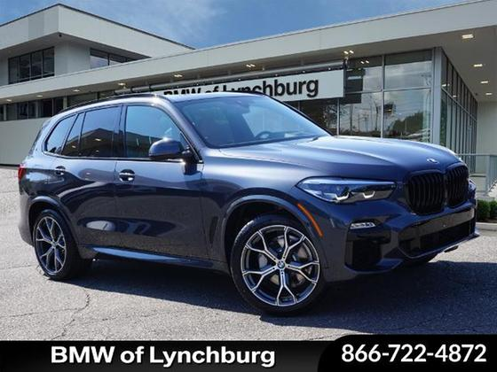 2021 BMW X5 xDrive40i:22 car images available