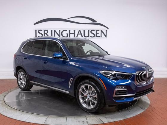 2021 BMW X5 xDrive40i:21 car images available