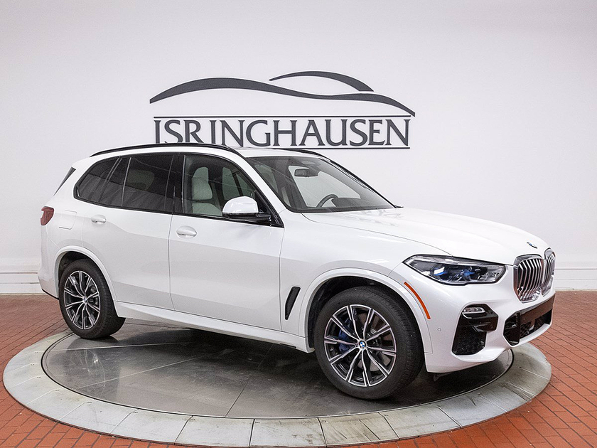 2020 BMW X5 xDrive40i:22 car images available