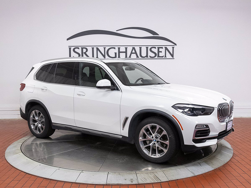 2020 BMW X5 xDrive40i:19 car images available