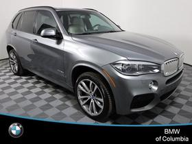 2016 BMW X5 xDrive50i:17 car images available