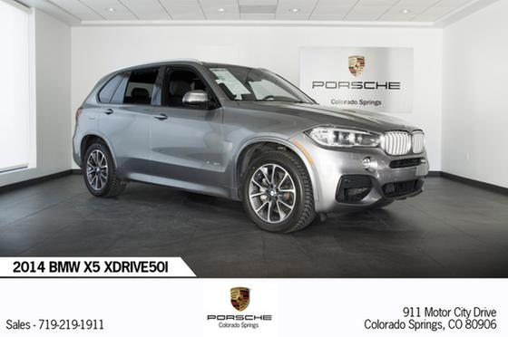 2014 BMW X5 xDrive50i:22 car images available