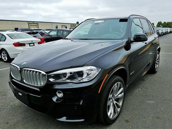 2015 BMW X5 xDrive50i:4 car images available