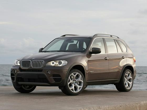 2013 BMW X5 xDrive50i : Car has generic photo