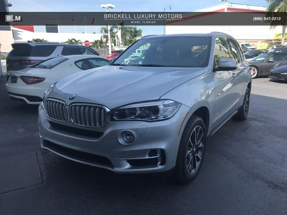 2017 BMW X5 xDrive50i:8 car images available