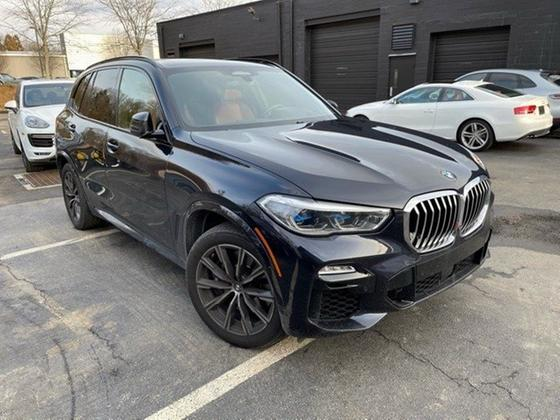 2019 BMW X5 xDrive50i : Car has generic photo