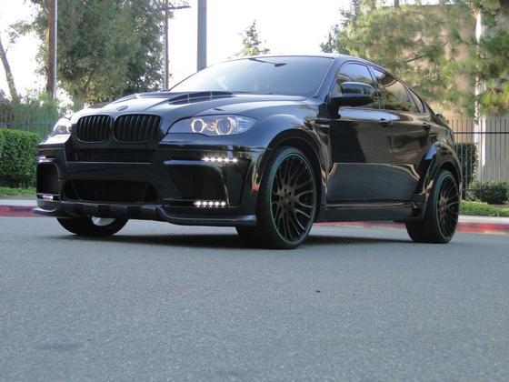 2011 BMW X6 M Hamann:24 car images available