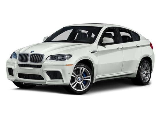 2014 BMW X6 M : Car has generic photo