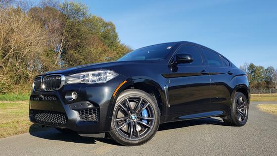 2016 BMW X6 M:6 car images available