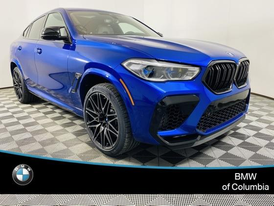 2021 BMW X6 M:24 car images available