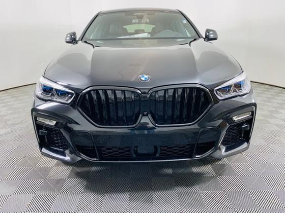 2021 BMW X6 M50i