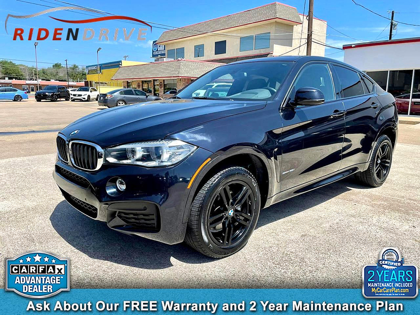 2016 BMW X6 sDrive35i:24 car images available
